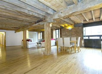 Thumbnail 2 bed flat to rent in Wheat Wharf Apartments, 27 Shad Thames, London