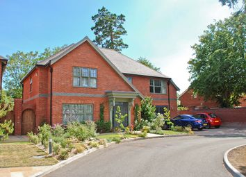 Thumbnail 4 bed detached house for sale in Admiral Place, Winkton, Christchurch