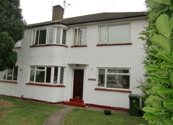 Thumbnail 2 bed maisonette to rent in Trevellance Way, Watford, Herts