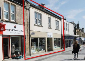 Thumbnail Commercial property for sale in 20-24, George Street, Bathgate EH481Pg