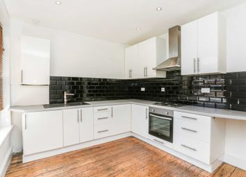 Thumbnail 3 bed flat to rent in Salcombe Road, London
