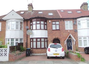 Thumbnail 4 bed terraced house for sale in Weir Hall Gardens, Edmonton