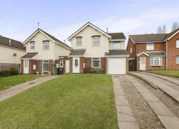 Thumbnail 4 bed detached house for sale in Laburnum Street, Merridale, Wolverhampton, West Midlands