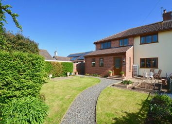 Thumbnail 4 bed semi-detached house for sale in Glasshouse Lane, Exeter