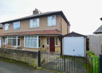 Thumbnail 3 bed semi-detached house for sale in Granby Drive, Riddlesden, Keighley