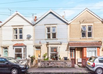 Thumbnail 3 bed terraced house for sale in Clyde Road, Knowle, Bristol