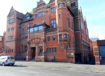 Thumbnail 2 bed flat to rent in Victoria Institute, Worcester