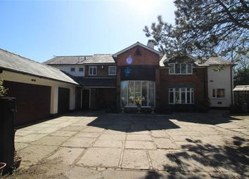 Thumbnail 6 bed detached house for sale in Station Road, Salwick, Preston