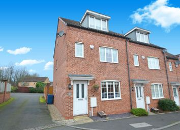 Thumbnail 3 bed town house for sale in Medway Drive, Bingham, Nottingham