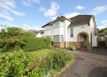 Thumbnail 3 bed semi-detached house for sale in South Lodge Drive, London