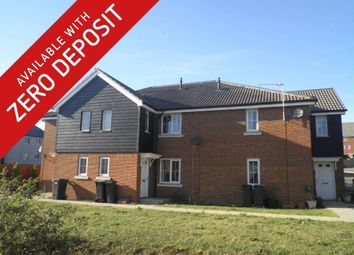 Thumbnail 2 bed property to rent in Guillemot Close, Stowmarket