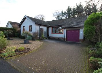 Thumbnail 4 bed bungalow for sale in Croft Place, Livingston