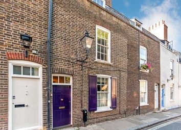 Thumbnail 3 bedroom terraced house for sale in Perrins Lane, Hampstead Village, London