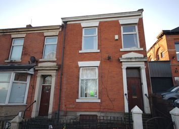 Thumbnail 3 bed end terrace house for sale in Montague Street, Blackburn