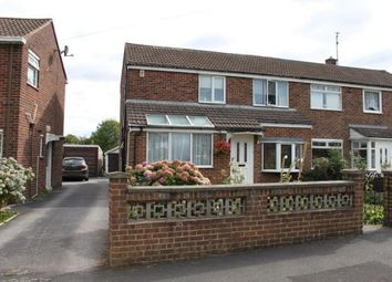 Thumbnail 3 bed semi-detached house for sale in Prince Charles Avenue, Mackworth, Derby