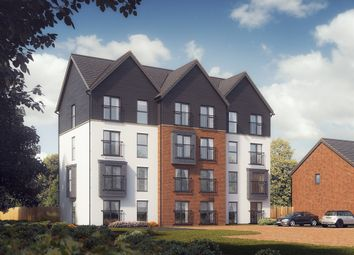 "Thumbnail 2 bedroom flat for sale in ""The Llantwit"" at Ffordd Penrhyn, Barry"
