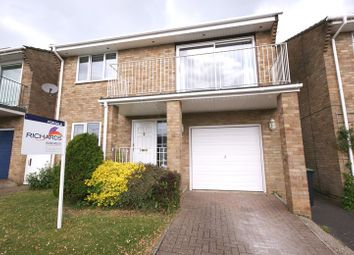 Thumbnail 3 bed detached house for sale in Henbury Rise, Corfe Mullen, Wimborne