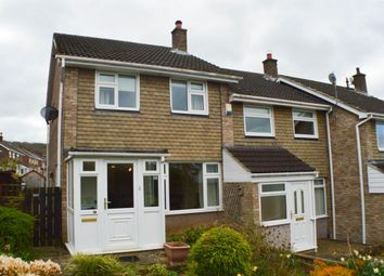 Thumbnail 2 bed terraced house for sale in Welton Close, Stocksfield