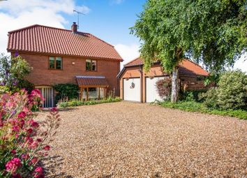 Thumbnail 4 bed detached house for sale in Sedgeford, Kings Lynn, Norfolk