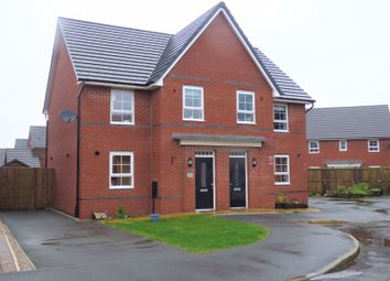 Thumbnail 3 bed semi-detached house for sale in Africa Drive, Lancaster