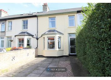 Thumbnail 4 bed terraced house to rent in Coleridge Road, Cambridge
