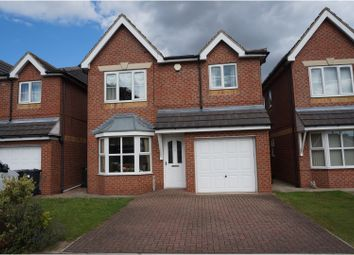 Thumbnail 4 bed detached house for sale in Summer View, Barnsley