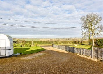 Thumbnail 3 bed detached bungalow for sale in Longwood Road, Owslebury