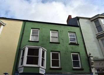 Thumbnail 2 bed property to rent in Market Street, Haverfordwest