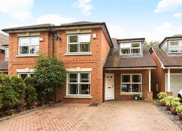 Thumbnail 4 bed semi-detached house to rent in Burleigh Road, Addlestone
