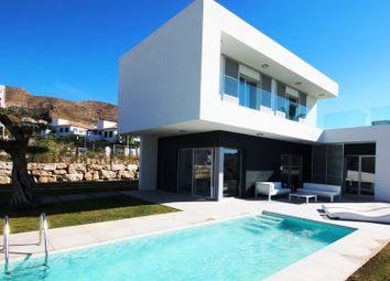 Thumbnail 3 bed villa for sale in Sierra Cortina, Benidorm, Alicante.