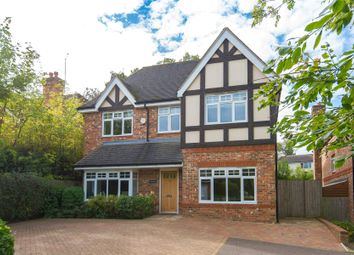 Thumbnail 5 bed detached house for sale in Tolmers Road, Cuffley, Potters Bar, Hertfordshire