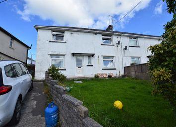 Thumbnail 3 bed semi-detached house to rent in Park Terrace, Llanharan, Pontyclun