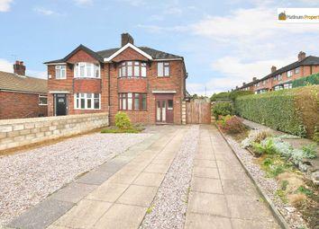 Thumbnail 3 bed semi-detached house for sale in Chaplin Road, Dresden, Stoke-On-Trent