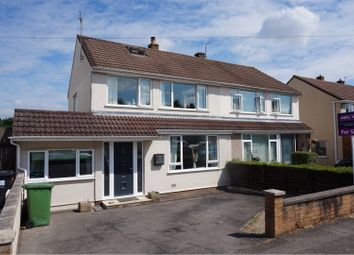 Thumbnail 3 bed semi-detached house for sale in Bradley Avenue, Winterbourne