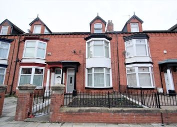 Thumbnail 6 bed terraced house for sale in Marton Road, Middlesbrough