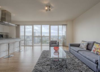 Thumbnail 3 bed flat to rent in Panoramic Tower, 6 Hay Currie Street, Langdon Park, London