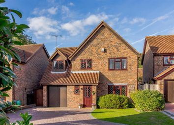 Thumbnail 4 bed detached house for sale in Boleyn Close, Billericay