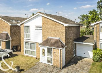 Thumbnail 3 bedroom detached house for sale in Lindum Place, St Albans, Hertfordshire