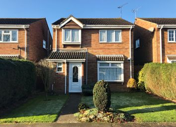 Thumbnail 4 bed detached house for sale in Appenine Way, Leighton Buzzard