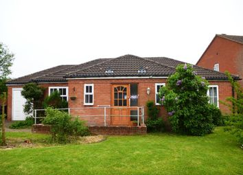 Thumbnail 3 bed detached bungalow to rent in Husdon Way, Cheswardine, Shropshire.