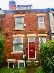 Thumbnail 4 bedroom terraced house to rent in Haddon Road, Leeds