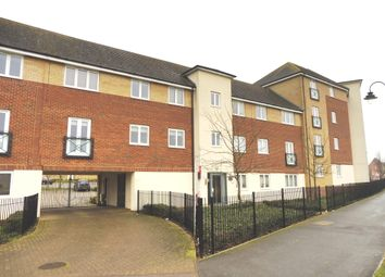 Thumbnail 2 bed flat for sale in Fenmere Walk, Hampton Centre, Peterborough