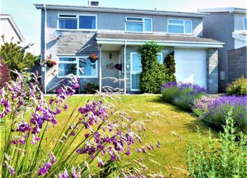 Thumbnail 5 bed detached house for sale in Cefn Esgair, Llanbadarn Fawr, Aberystwyth
