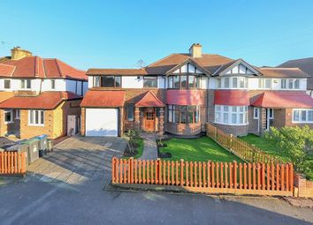 Chiltern Drive, Berrylands, Surbiton KT5. 4 bed semi-detached house