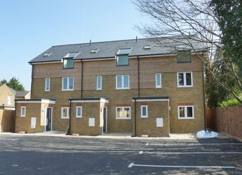 Thumbnail 4 bedroom town house for sale in Nursery Road, Turnford, Broxbourne