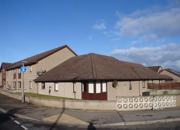 Thumbnail 2 bed terraced bungalow for sale in Lesmurdie Court, Elgin, Moray