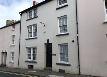 Thumbnail 1 bed flat to rent in Flat 4, Belsize House, 13 Gloucester Terrace, Haverfordwest