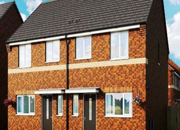 Thumbnail 3 bed semi-detached house for sale in Borrowdale Road, Middleton, Manchester