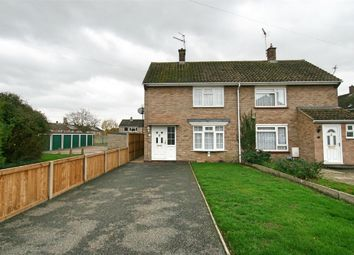 Thumbnail 2 bed semi-detached house for sale in Walnut Tree Way, Tiptree, Colchester, Essex