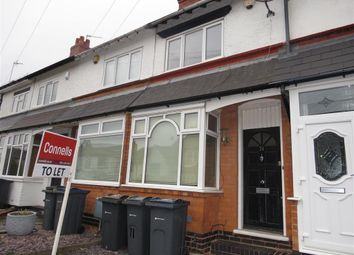 Thumbnail 2 bed terraced house to rent in Aubrey Road, Quinton, Birmingham